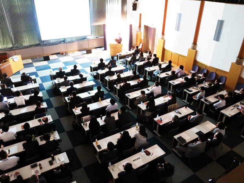 「アイネス総合研究所 シンポジウム2018下期」を開催